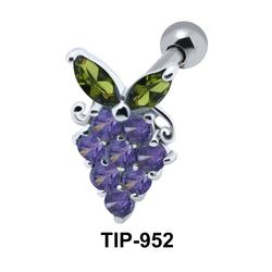 Sweet Fruit Helix Ear Piercing TIP-952