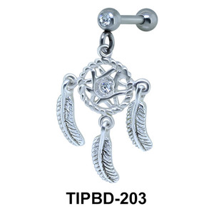 Chandelier Shaped Ear Piercing TIPBD-203