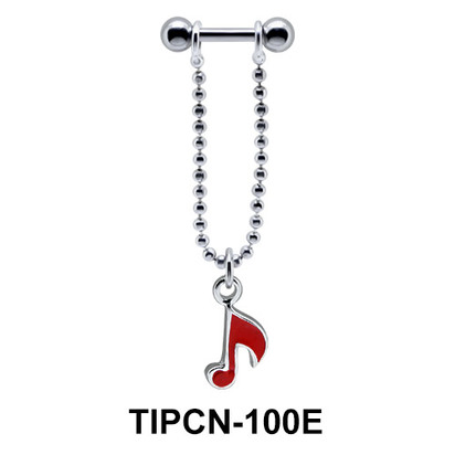 Musical Note Helix Chain TIPCN-100E