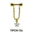 Star Dangling Helix Chain TIPCN-12s