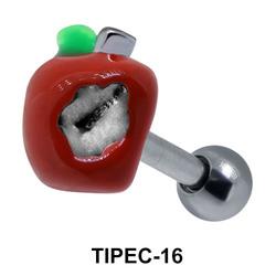 Apple Shaped Helix Ear Piercing TIPEC-16