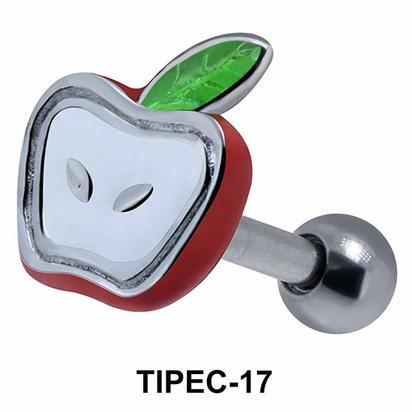 Half Apple Shaped Helix TIPEC-17