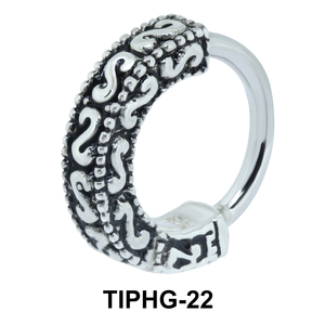 Complex Upper Ear Design Rings TIPHG-22