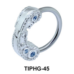 Machinery Upper Ear Piercing Ring TIPHG-45