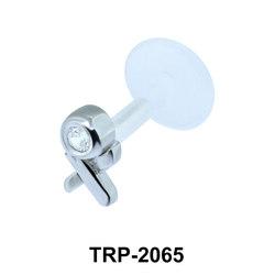 CZ Tragus Piercing TRP-2065