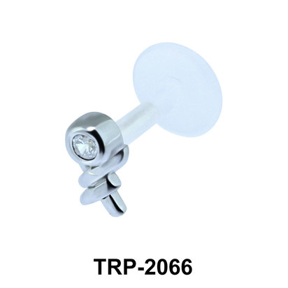 CZ Tragus Piercing TRP-2066