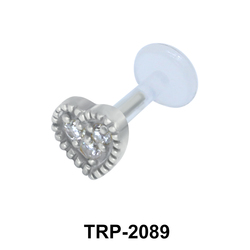 Heart Tragus Piercing TRP-2089