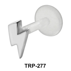 Lightening Tragus Piercing LA-277