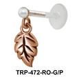 Big Leaf Tragus Piercing TRP-472