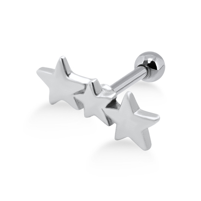 Tristar Shaped Helix Piercing TIP-283