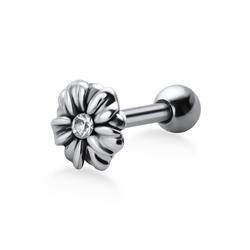 Flower Helix Ear Piercing TIP-676