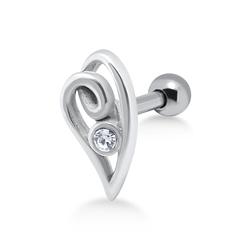 Ear Shaped Upper Ear Design TIP-769