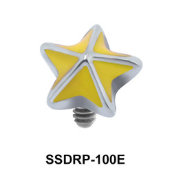 Star Shaped 1.2 mm. Internal Attachment SSDRP-100E
