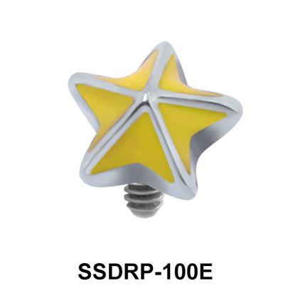 Star Shaped 1.2 mm. Internal Attachment SSDRP-100E