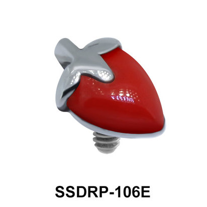 Strawberry Shaped Internal Attachment SSDRP-106E