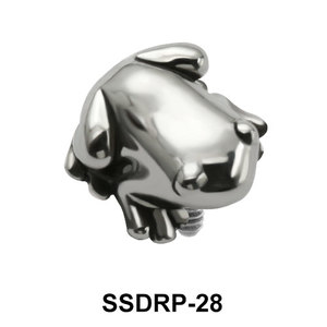 Frog Shaped Internal Attachment SSDRP-28