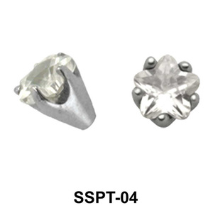 Starry Prong Set Stone 1.6 External Attachments SSPT-04