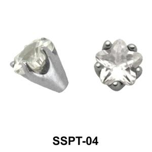 Starry Prong Set Stone 1.6 External Attachments SSPT-04