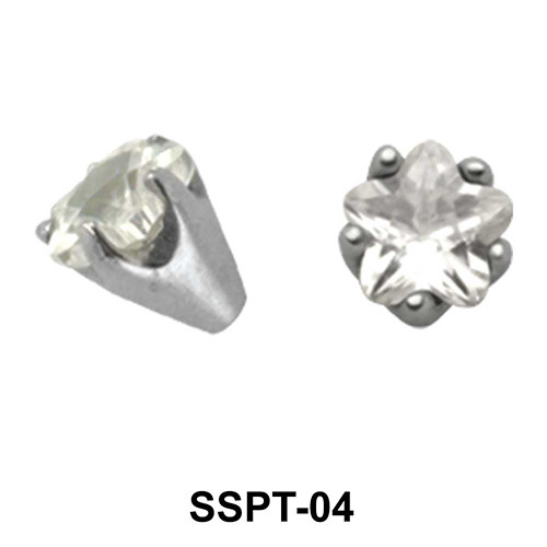 Starry Prong Set Stone 1.6 Attachments SSPT-04