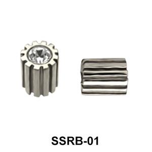 Stone Set Wheel 1.6 External Attachments SSRB-01
