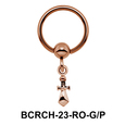 Wowsome Closure Ring With Charm BCRCH-23