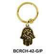 Hamsa Hand Closure Rings Charm BCRCH-42