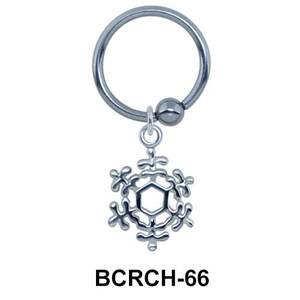 Navigation Wheel Closure Rings Charms BCRCH-66