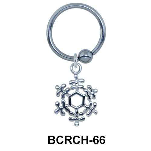 Navigation Wheel Closure Rings Charms BCRCH-66