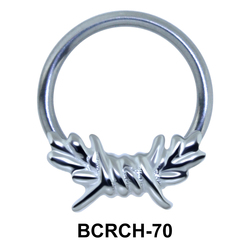 Knot Closure Rings Charms BCRCH-70