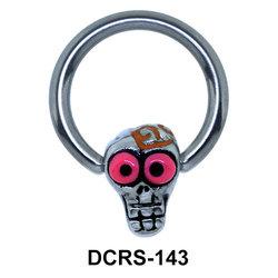 Skull Closure Rings DCRS-143