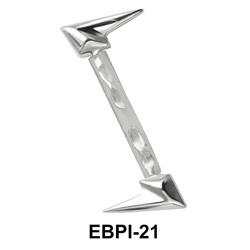 Reverse Z Eyebrow Parallel Push-In EBPI-21