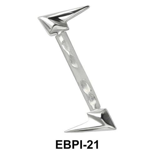 Reverse Z Eyebrow Parallel Push-In EBPI-21
