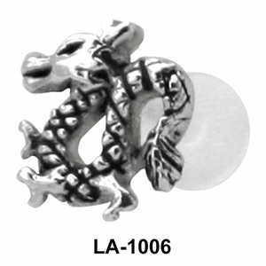 Dragon Shaped labrets Push-in LA-1006