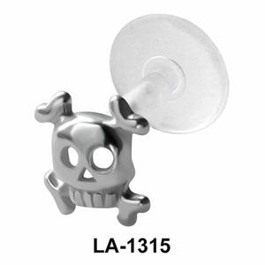 Danger Sign Labrets Push-in LA-1315