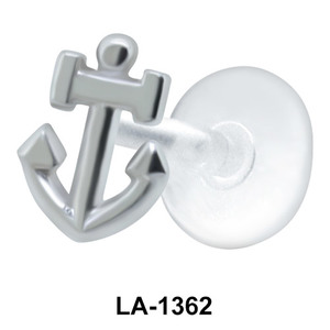 Anchor Shaped Labrets Push-in LA-1362