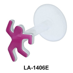 Dancing Man Push-In Mini LA-1406E