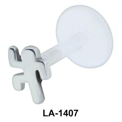Parading Man Push-In Mini LA-1407