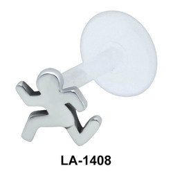Labrets Push-in LA-1408