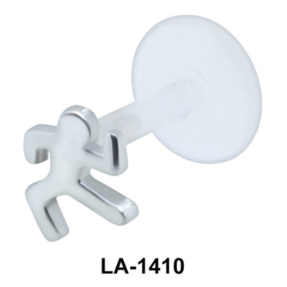 Labrets Push-in LA-1410