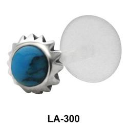 Labrets Push-in LA-300