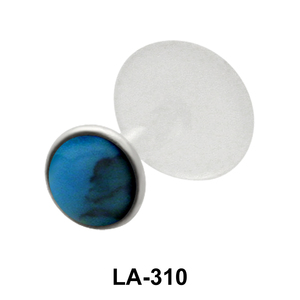 Labret Push-in LA-310