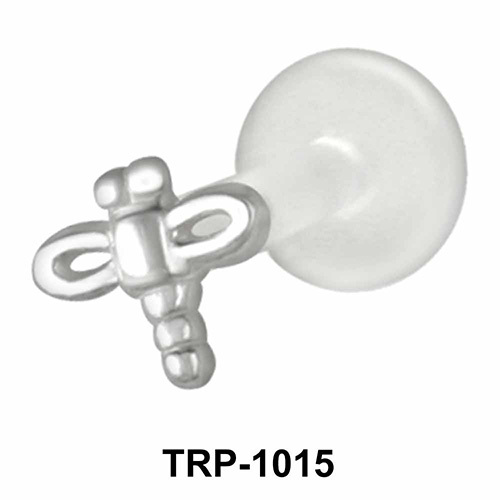 Dragonfly Tragus Piercing TRP-1015