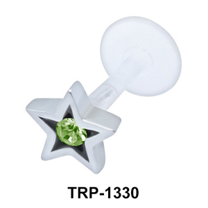 Stone Placed Star External Push In TRP-1330