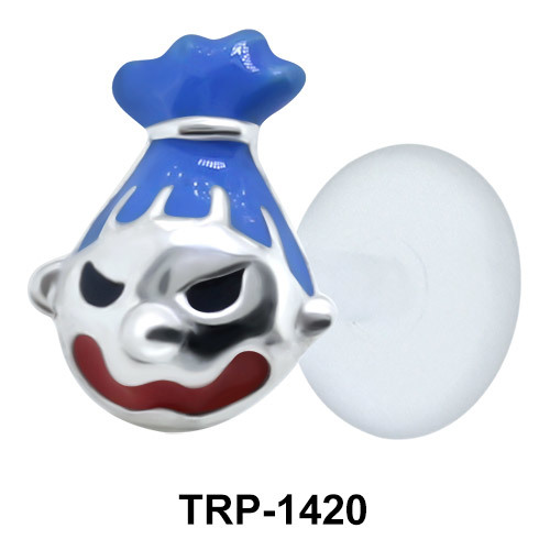 Clown Tragus Piercing TRP-1420