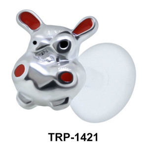 Teddy Tragus Piercing TRP-1421