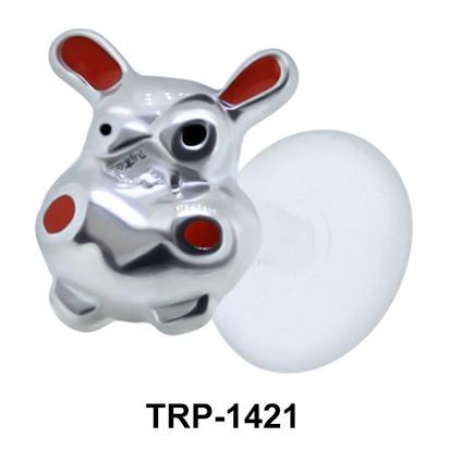 Teddy Tragus Piercing TRP-1421