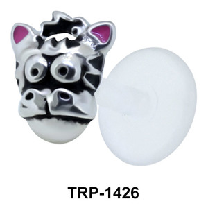 Tiger Mask Tragus Piercing TRP-1426