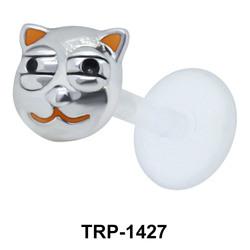 Kitten Face Tragus Piercing TRP-1427