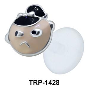 Annoyed Girl Tragus Piercing TRP-1428