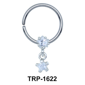 Star Shaped Tragus Piercing TRP-1622